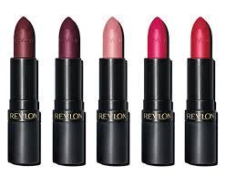 Revlon Super Lustrous Lipstick Colour Chart Revlon Super Lustrous The Luscious Mattes Coming Soon