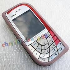 nokia 7610. nokia 7610 mobile cell phone gsm unlocked smartphone original refurbished pink nokia