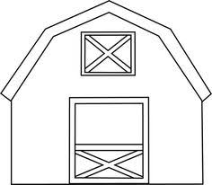 farm barn clip art. Barn Clipart Black And White Google Search Barns Pinterest_i Farm Clip Art