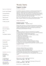Social Worker Resume Template Social Work Cv Template Social Worker Cv  Youth Worker Cv Download