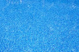 pool water texture. Blue Tiles Pool Water Texture On Clear Summer Sunny Day Stock Photo - 13602601 O