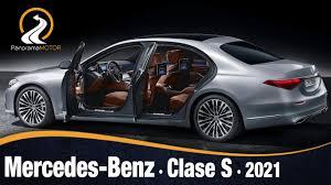 De nuevo, al principio supone. Mercedes Benz Clase S 2021 Maxima Expresion De Tecnologia Y Lujo Para El Top De La Marca Alemana Youtube