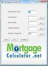 Free Downloadable Mortgage Calculator Free Mortgage Calculator Download Easy To Use Calculator