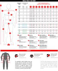 Ktm Jacket Size Chart Gimoto