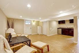 tropical style furniture. Bright Room With New Hardwood Floor And Ivory Walls. Tropical Style Furniture Set Dry