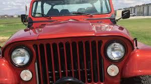 1983 custom jeep scrambler