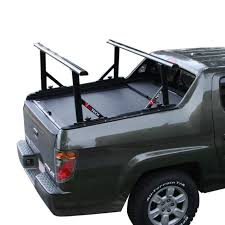 Canoe Rack For Truck Camper Bed Carrier Cap Topper With Tonneau ...