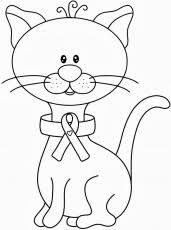 Small Picture Awesome Breast Cancer Coloring Pages Online Cancer Ribbon