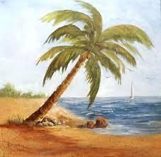 palm tree painting palm tree paint 7
