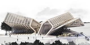 architecture. Courtesy Of CAAT Studio Architecture