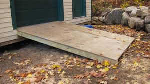 how to build a ramp