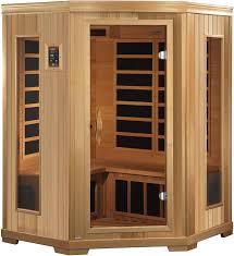 Golden Design 3 Person Sauna Amazon Com Golden Designs Amz Gdi 3356 01 Brandenburg 3