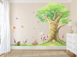 fairy wall art woodland wall decals