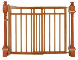 Baby Gates For Top Of Stairs With Banisters | Baby Stuff
