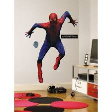 Spiderman Bedroom Decorations Spiderman Wall Decor Home Decorating Ideas Decor