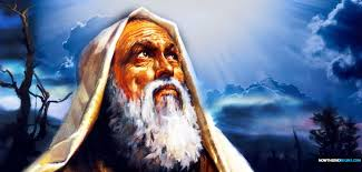 Image result for gOD GETS eLIJAH\S ATTENTION WITH A STORM ON THE MOUNTAIN IN THE BIBLE