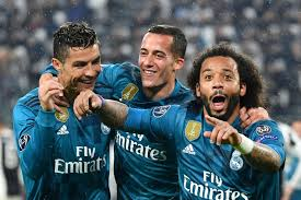 The portugal international was signed by the serie a giants to help them challenge for the champions league. Cristiano Ronaldo Real Madrid Crush Juventus In Champions League Quarter Final Bleacher Report Latest News Videos And Highlights
