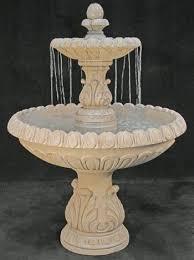 als garden art. Exellent Art International Fountain By Alu0027s Garden Art  Shown In Palomino Size  H61 Throughout Als