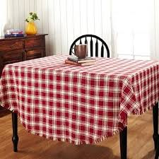 round tablecloth on square table top country kitchen and table linens retro barn country linens with