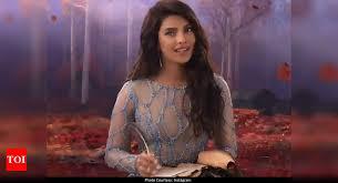 priyanka chopra channels her inner elsa