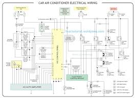 car air conditioner electrical wiring hermawan s blog car air conditioner electrical wiring