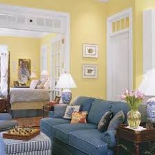 Keep a Room Sunny (Yet Private) With a Clever Trick. Blue And Yellow ...