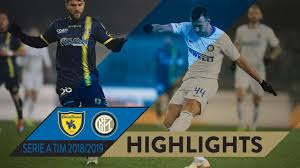 CHIEVO 1-1 INTER | HIGHLIGHTS | Matchday 17 Serie A TIM 2018/19