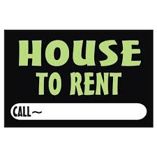 Rent Poster House To Rent Poster