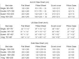 Bedspread Sizes Chart Ches Sgle S Tended Quilt Sizes For Beds Coverlet Cyberstreet