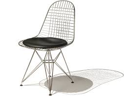 eames® wire chair with wire base  hivemoderncom