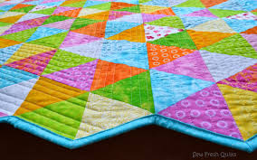 Sew Fresh Quilts: Equilateral Triangle Quilt - Finished! & Equilateral Triangle Quilt - Finished! Adamdwight.com