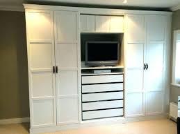 closet systems ikea s modular wood shelving