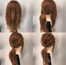 2018のセミロングヘアスタイルはこれヘアアレンジ髪型一覧 Arine
