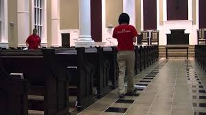 Church Cleaning Kansas City Corporate Cleaning Group Youtube