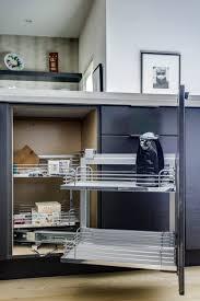 Kitchen Cabinet Insert Kitchen Cabinet Blind Corner Magic Quadrant Insert Buy Cabinets