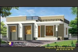Small Picture 998 Sqft Modern Single Floor Kerala Home design