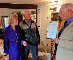 Betty Martindale - Community Service Award - Rotary Club of ...