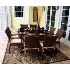 Dining Tables, Captivating Brown Square Modern Wooden Square Dining Room  Table For 8 Stained Ideas