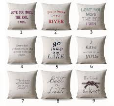 custom pillow covers. Brilliant Covers Image 0 For Custom Pillow Covers Etsy