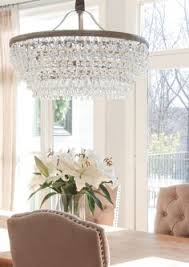 crystal dining room chandeliers. Fine Room Dining Room Lighting Ideas Letu0027s Fall In Love With The Most Dazzling Dining  Decor That Features A Unique Chandelier Inside Crystal Room Chandeliers L