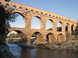 Образ художественной культуры Древнего Рима Особенности римской  Акведук