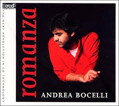 <b>Andrea Bocelli</b> - <b>Romanza</b>