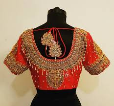 Bridal Blouse Designs Photos Shopzters 15 Striking Bridal Blouse Designs To Brighten Up