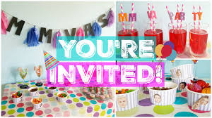 Diy Party Printables Diy Party Ideas Easy Affordable Decor Treats And Snacks