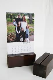 how to make a desk calendar homemade ginger diy perpetual desk calendar
