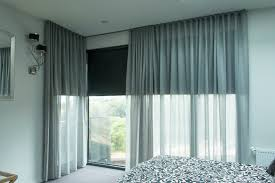 Sheer Bedroom Curtains Bedroom Curtains With Blinds