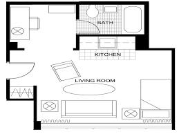 Small Bedroom Floor Plans Studio Apartment Floor Plan Ideas 6 Studio Apartments Floor