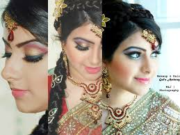 simple indian stani modern bridal makeup gulsartistry you