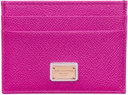 dolce gabbana pink leather card holder women dolce gabbana cream lipstick dolce