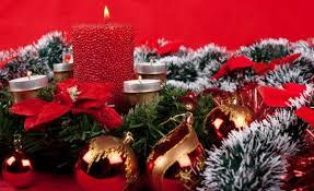 Resultado de imagem para velas de natal
